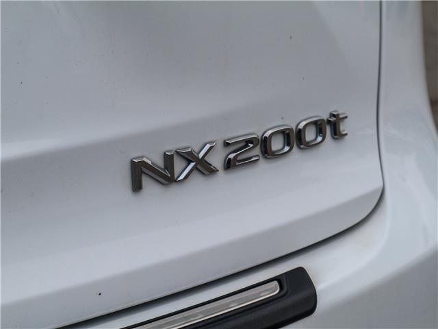 2017 Lexus NX 200t  (Stk: 12376G) in Richmond Hill - Image 21 of 24