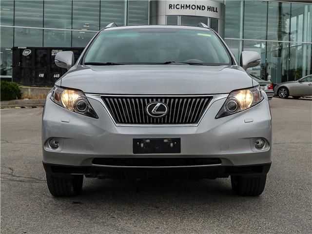 2010 Lexus RX 350  (Stk: 12441G) in Richmond Hill - Image 2 of 22