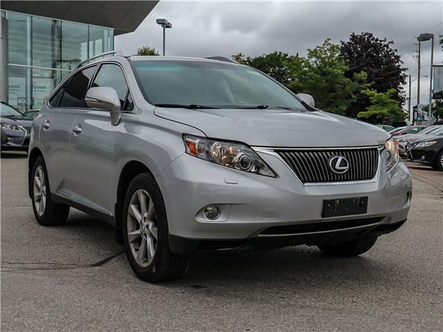 2010 Lexus RX 350  (Stk: 12441G) in Richmond Hill - Image 3 of 22