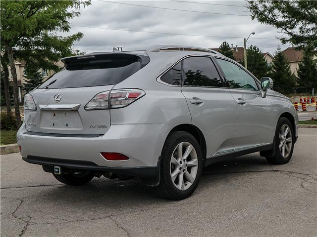 2010 Lexus RX 350  (Stk: 12441G) in Richmond Hill - Image 4 of 22