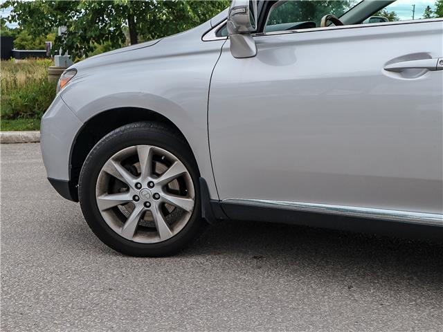 2010 Lexus RX 350  (Stk: 12441G) in Richmond Hill - Image 17 of 22