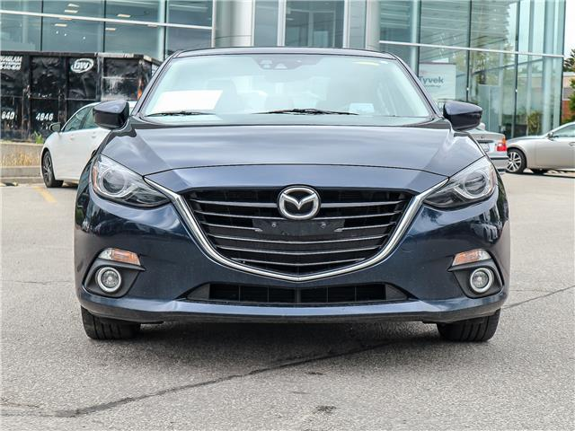 2015 Mazda Mazda3  (Stk: 12432G) in Richmond Hill - Image 2 of 22