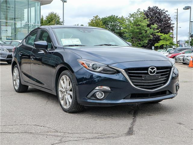 2015 Mazda Mazda3  (Stk: 12432G) in Richmond Hill - Image 3 of 22