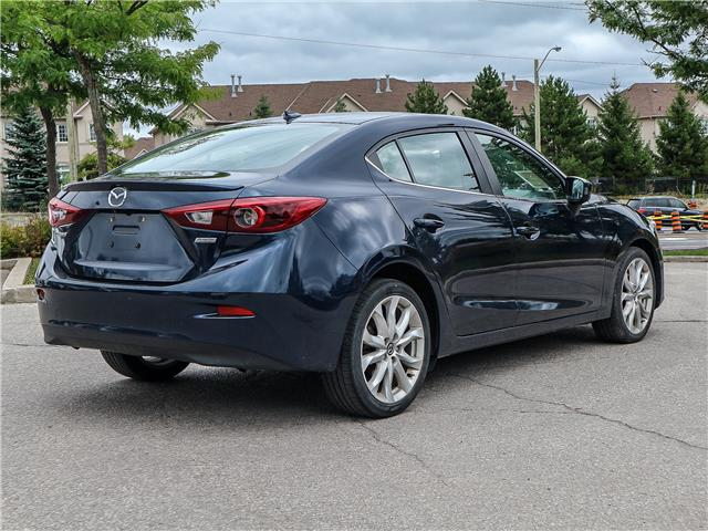 2015 Mazda Mazda3  (Stk: 12432G) in Richmond Hill - Image 4 of 22