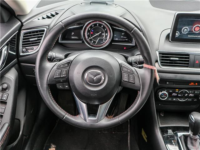 2015 Mazda Mazda3  (Stk: 12432G) in Richmond Hill - Image 10 of 22