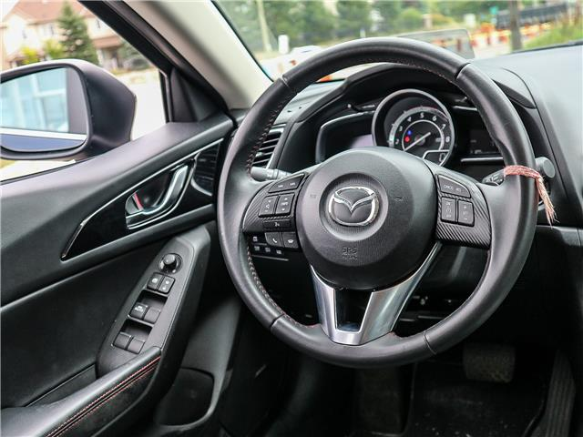 2015 Mazda Mazda3  (Stk: 12432G) in Richmond Hill - Image 11 of 22