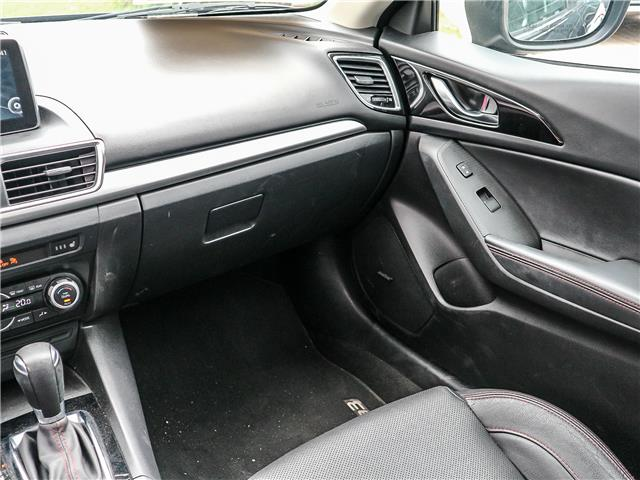 2015 Mazda Mazda3  (Stk: 12432G) in Richmond Hill - Image 14 of 22