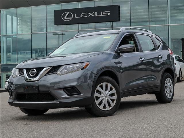 2015 Nissan Rogue  (Stk: 12424G) in Richmond Hill - Image 1 of 14