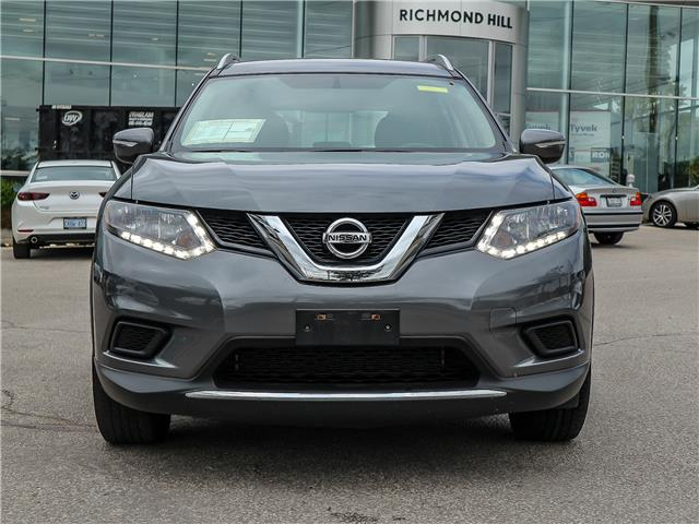 2015 Nissan Rogue  (Stk: 12424G) in Richmond Hill - Image 2 of 14