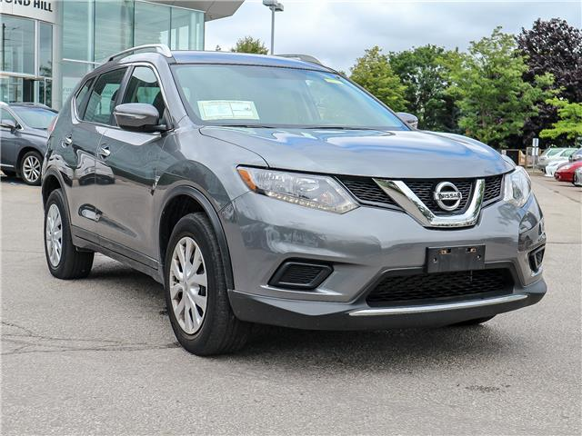 2015 Nissan Rogue  (Stk: 12424G) in Richmond Hill - Image 3 of 14