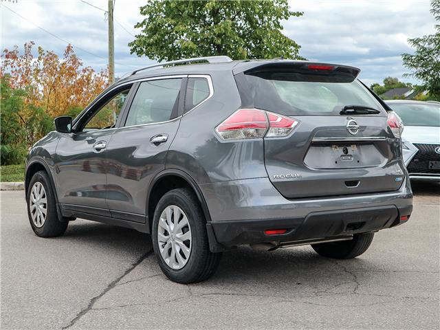 2015 Nissan Rogue  (Stk: 12424G) in Richmond Hill - Image 6 of 14