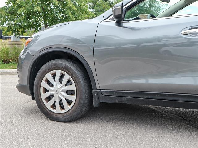 2015 Nissan Rogue  (Stk: 12424G) in Richmond Hill - Image 11 of 14