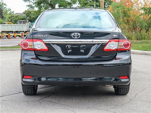2013 Toyota Corolla  (Stk: 12422G) in Richmond Hill - Image 5 of 22