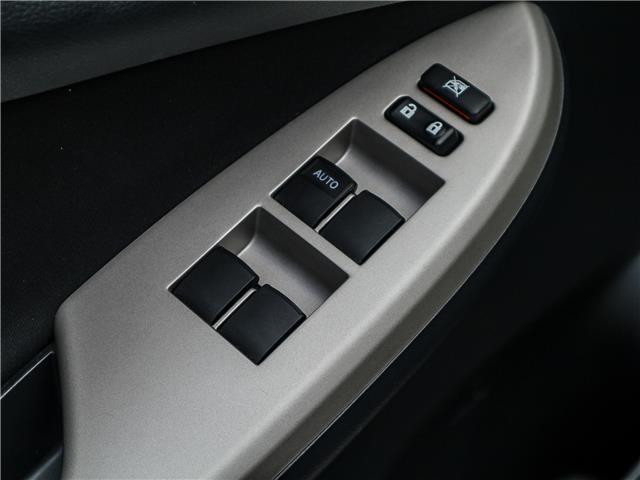 2013 Toyota Corolla  (Stk: 12422G) in Richmond Hill - Image 7 of 22