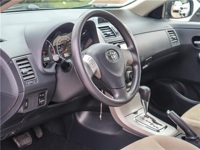 2013 Toyota Corolla  (Stk: 12422G) in Richmond Hill - Image 8 of 22