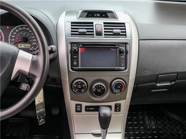2013 Toyota Corolla  (Stk: 12422G) in Richmond Hill - Image 12 of 22
