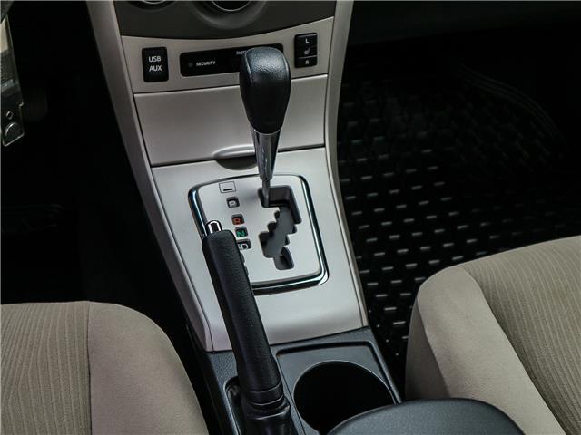 2013 Toyota Corolla  (Stk: 12422G) in Richmond Hill - Image 13 of 22