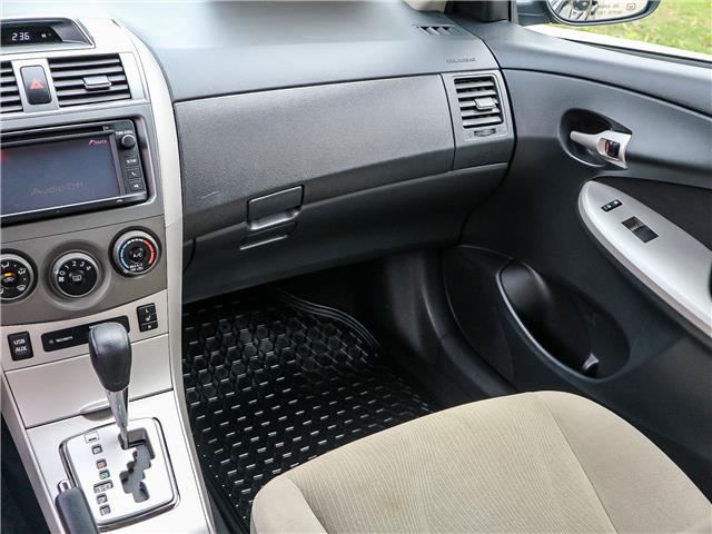 2013 Toyota Corolla  (Stk: 12422G) in Richmond Hill - Image 14 of 22