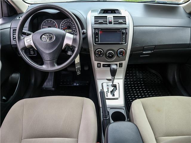 2013 Toyota Corolla  (Stk: 12422G) in Richmond Hill - Image 15 of 22