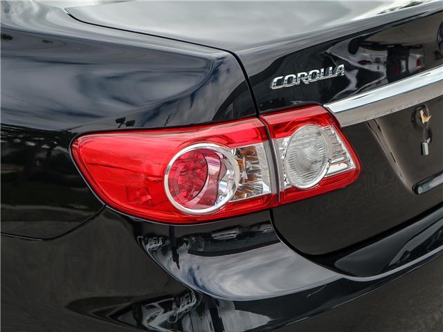 2013 Toyota Corolla  (Stk: 12422G) in Richmond Hill - Image 19 of 22