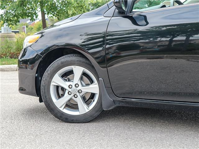 2013 Toyota Corolla  (Stk: 12422G) in Richmond Hill - Image 20 of 22