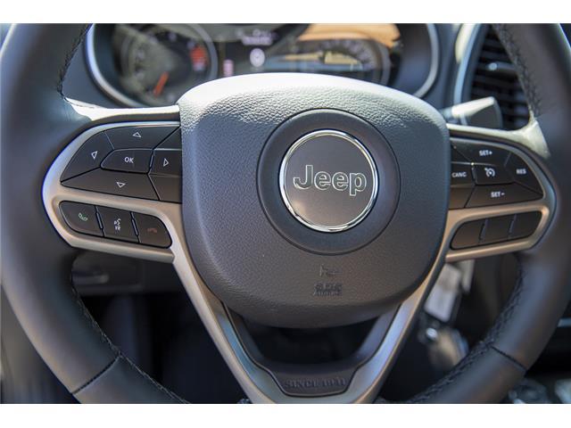 2019 Jeep Cherokee Sport (Stk: K450360) in Surrey - Image 15 of 22