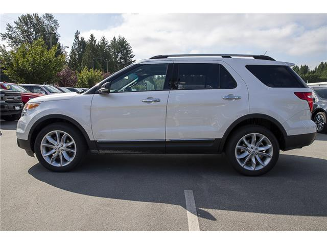2012 Ford Explorer XLT (Stk: P75833) in Vancouver - Image 4 of 23