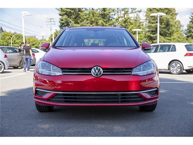 2019 Volkswagen Golf SportWagen 1.8 TSI Comfortline (Stk: VW0967) in Vancouver - Image 2 of 23