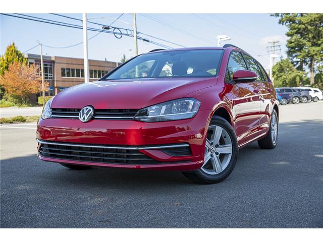 2019 Volkswagen Golf SportWagen 1.8 TSI Comfortline (Stk: VW0967) in Vancouver - Image 3 of 23