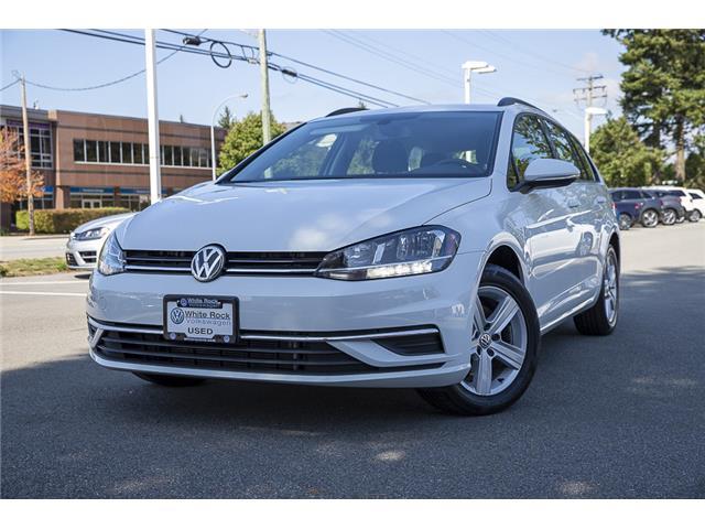 2019 Volkswagen Golf SportWagen 1.8 TSI Comfortline (Stk: VW0968) in Vancouver - Image 3 of 26