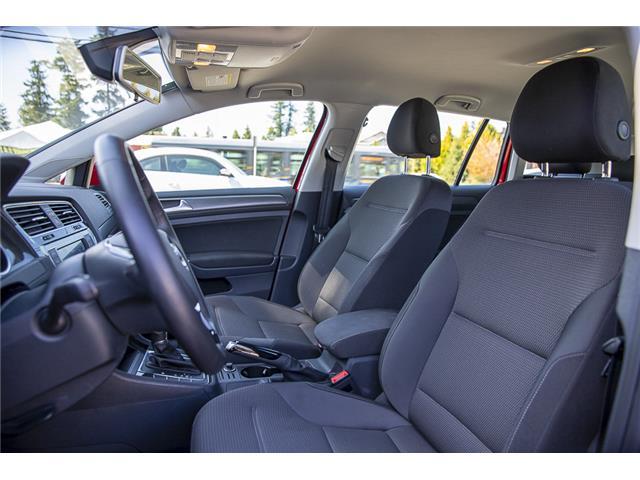 2019 Volkswagen Golf SportWagen 1.8 TSI Comfortline (Stk: VW0967) in Vancouver - Image 8 of 23