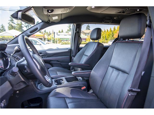 2019 Dodge Grand Caravan GT (Stk: VW0965) in Vancouver - Image 9 of 25
