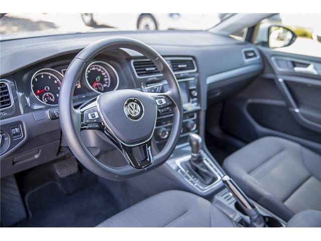 2019 Volkswagen Golf SportWagen 1.8 TSI Comfortline (Stk: VW0968) in Vancouver - Image 9 of 26