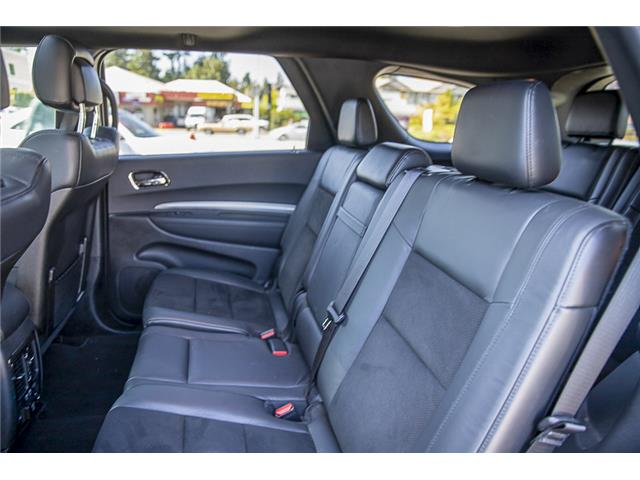 2019 Dodge Durango R/T (Stk: VW0964) in Vancouver - Image 11 of 25