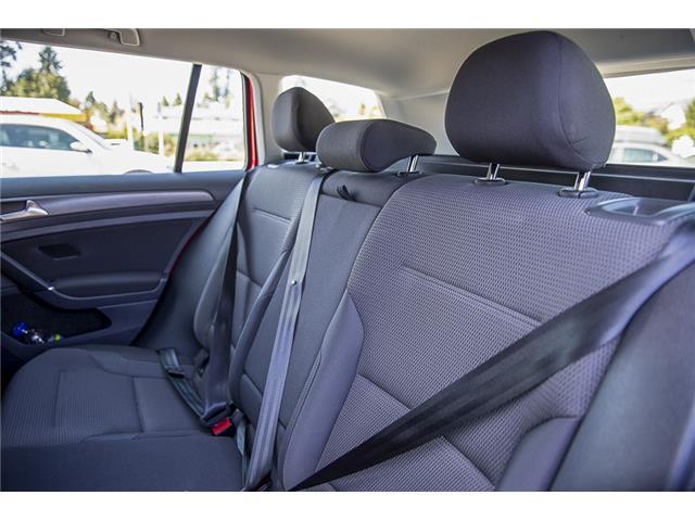 2019 Volkswagen Golf SportWagen 1.8 TSI Comfortline (Stk: VW0967) in Vancouver - Image 11 of 23