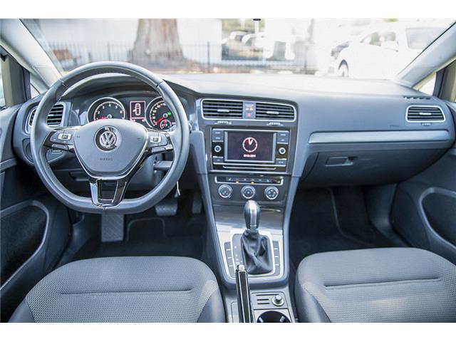 2019 Volkswagen Golf SportWagen 1.8 TSI Comfortline (Stk: VW0968) in Vancouver - Image 12 of 26
