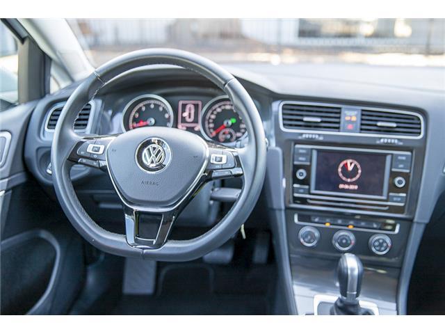 2019 Volkswagen Golf SportWagen 1.8 TSI Comfortline (Stk: VW0968) in Vancouver - Image 13 of 26