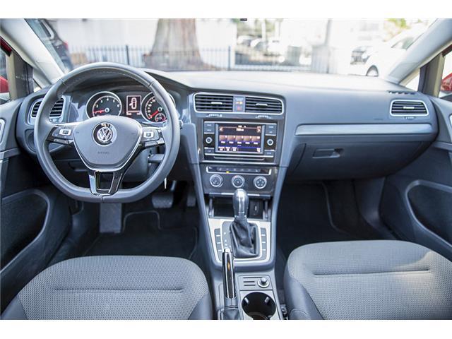 2019 Volkswagen Golf SportWagen 1.8 TSI Comfortline (Stk: VW0967) in Vancouver - Image 12 of 23