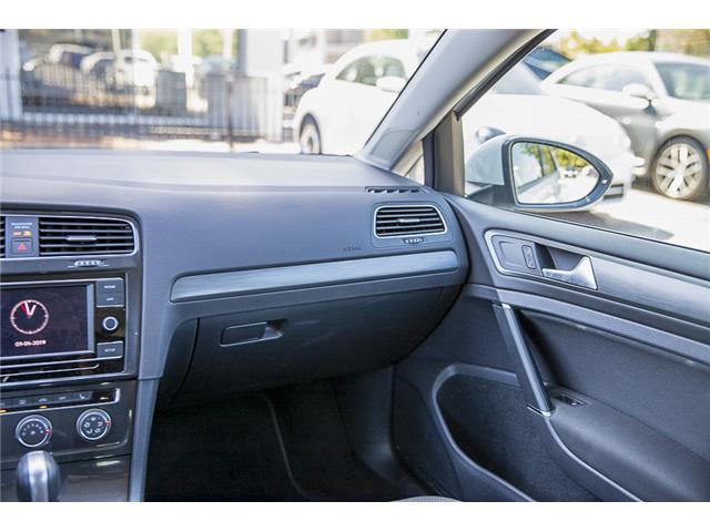 2019 Volkswagen Golf SportWagen 1.8 TSI Comfortline (Stk: VW0968) in Vancouver - Image 14 of 26