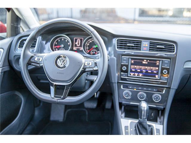 2019 Volkswagen Golf SportWagen 1.8 TSI Comfortline (Stk: VW0967) in Vancouver - Image 13 of 23