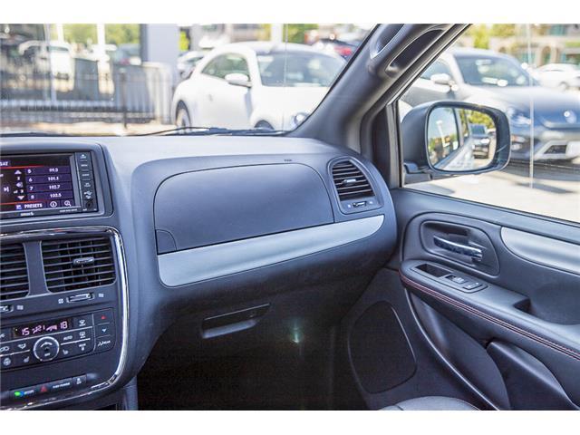 2019 Dodge Grand Caravan GT (Stk: VW0965) in Vancouver - Image 16 of 25