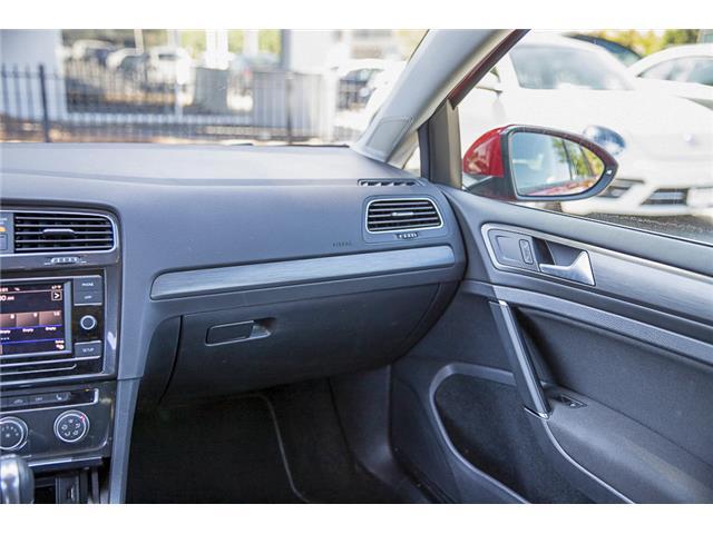 2019 Volkswagen Golf SportWagen 1.8 TSI Comfortline (Stk: VW0967) in Vancouver - Image 14 of 23