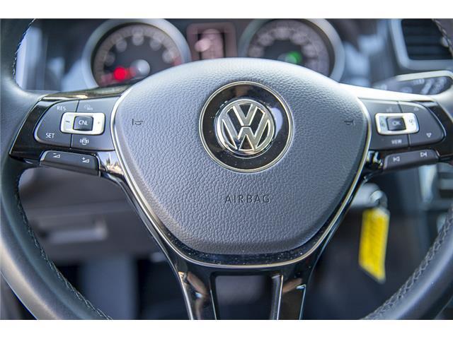 2019 Volkswagen Golf SportWagen 1.8 TSI Comfortline (Stk: VW0968) in Vancouver - Image 16 of 26
