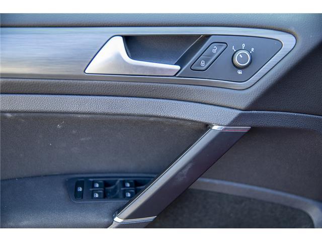 2019 Volkswagen Golf SportWagen 1.8 TSI Comfortline (Stk: VW0967) in Vancouver - Image 15 of 23