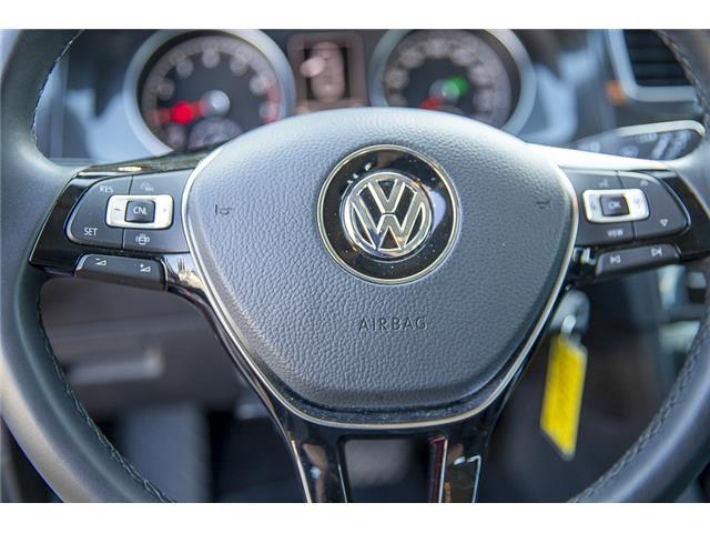 2019 Volkswagen Golf SportWagen 1.8 TSI Comfortline (Stk: VW0967) in Vancouver - Image 16 of 23