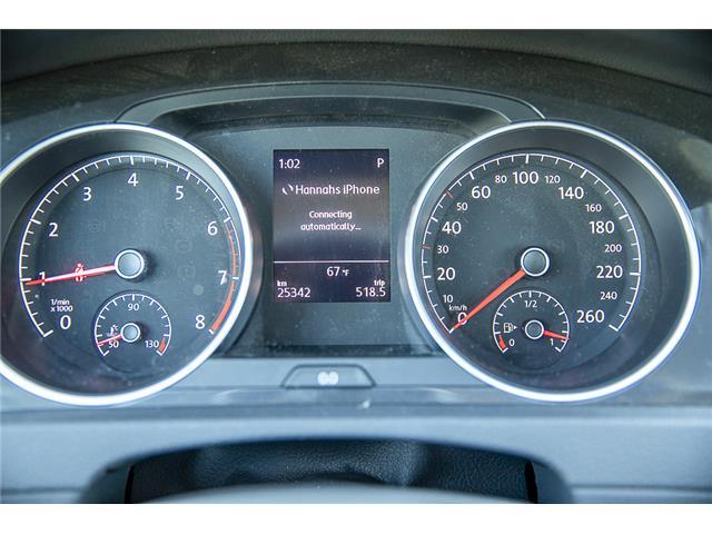 2019 Volkswagen Golf SportWagen 1.8 TSI Comfortline (Stk: VW0967) in Vancouver - Image 17 of 23