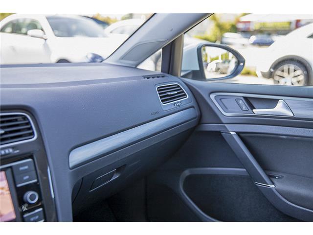 2019 Volkswagen Golf SportWagen 1.8 TSI Comfortline (Stk: VW0968) in Vancouver - Image 22 of 26