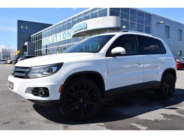 2015 Volkswagen Tiguan  (Stk: A-2391) in Châteauguay - Image 2 of 28