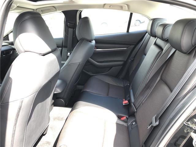 2019 Mazda Mazda3 GT (Stk: 19C071) in Kingston - Image 12 of 15
