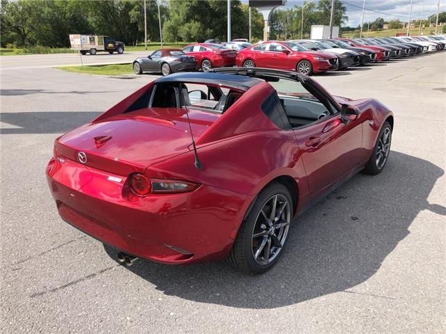 2019 Mazda MX-5 RF GT (Stk: 19C088) in Kingston - Image 5 of 16